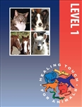 Level 1 Healing Touch for Animals Workbook