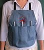Tuning Fork Apron